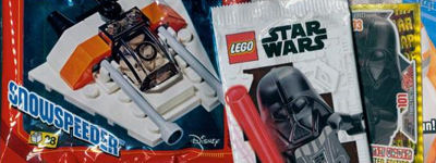 LEGO Star Wars Magazine 55