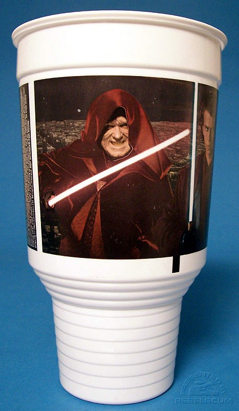 Burger King Star Wars Cup