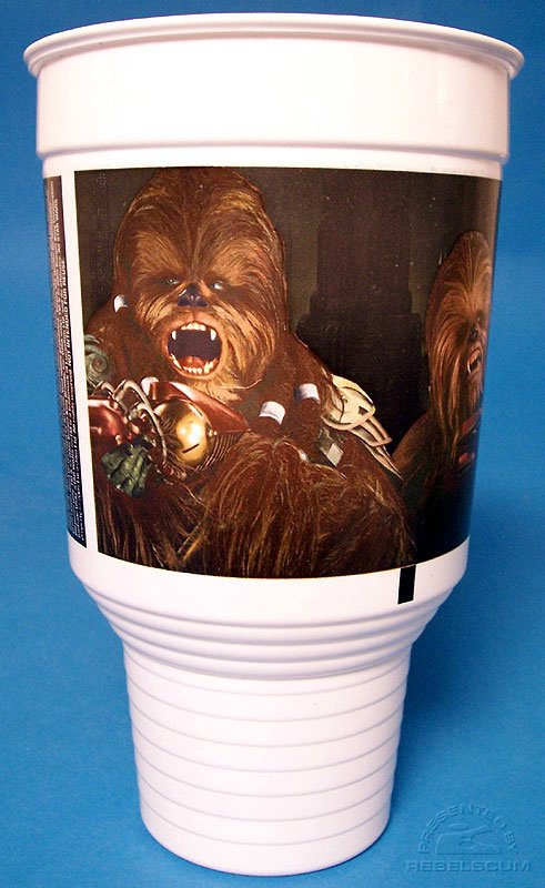 Burger King Star Wars King Size Cup