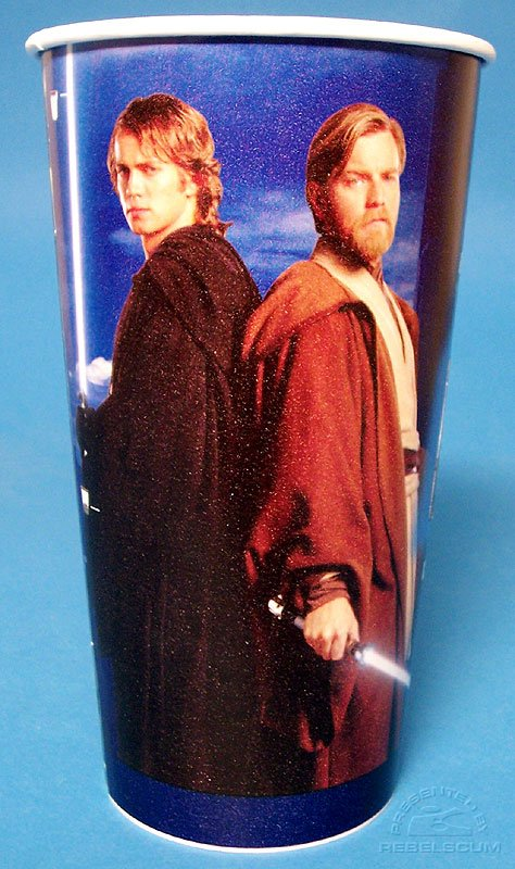 Burger King Star Wars Large Cup