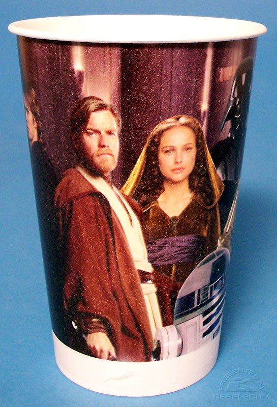 Burger King Star Wars Small Cup
