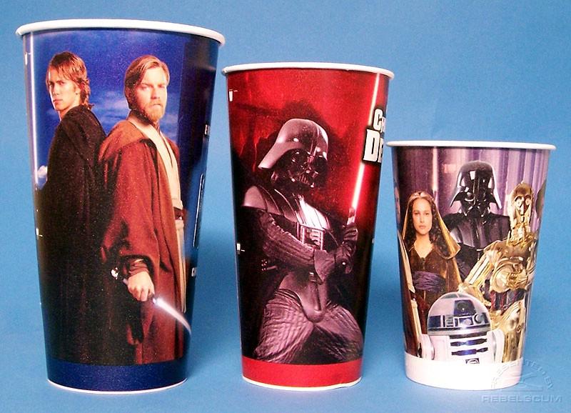 Burger King Star Wars Cups