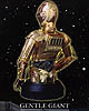 Star Wars C-3PO Mini Bust