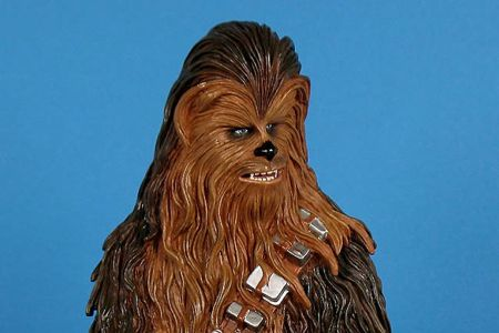 Star Wars Chewbacca Mini Bust