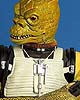 Star Wars Bossk Mini Bust