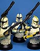 Star Wars Clone Trooper Seargent Mini Bust
