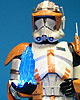 Star Wars Commander Cody Mini Bust