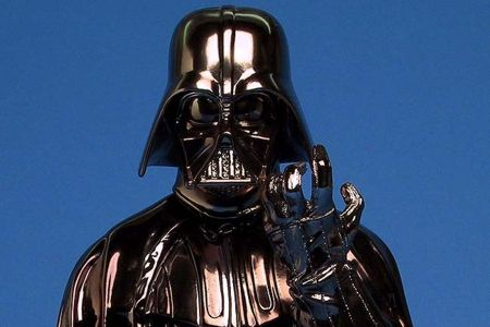 Star Wars Darth Vader MBNA Exclusive Mini Bust