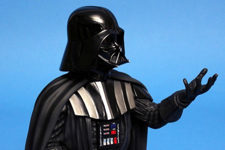 Star Wars Darth Vader Thank The Maker Mini Bust