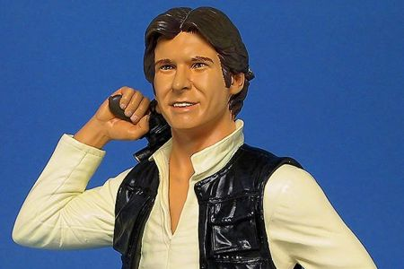 Star Wars Han Solo Mini Bust
