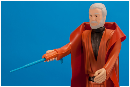 Ben (Obi-Wan) Kenobi Jumbo Kenner Figure from Gentle Giant