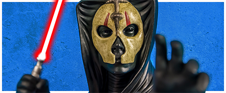 Darth Nihilus PBM Exclusive Mini Bust from Gentle Giant Ltd.