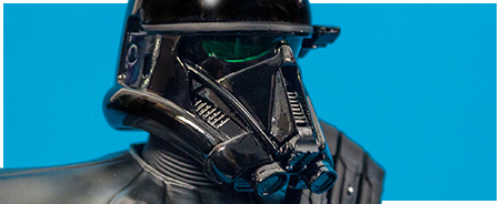 Death Trooper Specialist Lucasfilm Rogue One Crew Gift from Gentle Giant