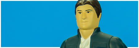 Han Solo (Bespin Outfit) Jumbo Kenner figure from Gentle Giant Ltd.