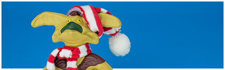 Salacious Crumb (Holiday Edition) Jumbo Kenner Figure from Gentle Giant