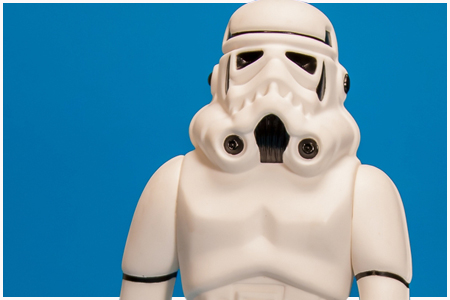 Stormtrooper Jumbo Kenner Figure from Gentle Giant