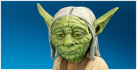 Mini Bust SDCC Exclusive 2018 Gentle Giant  Star Wars Yoda Concept Series