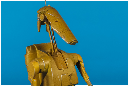 Infantry Battle Droid Mini Bust