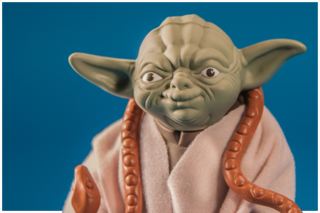 Yoda (Brown Snake) Jumbo Kenner Figure