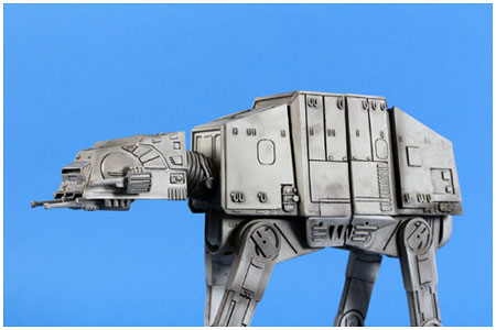 Imperial AT-AT Walker Collectible Bookends from Gentle Giant