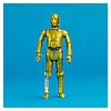 #16 C-3PO from Hasbro's The Black Series collection