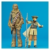 #17 Princess Leia Organa (In Boushh Disguise) from Hasbro's The Black Series collection