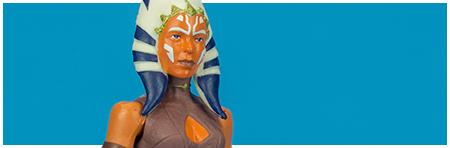 Star Wars The Black Series walmart Exclusive 2016 Ahsoka Tano Hasbro