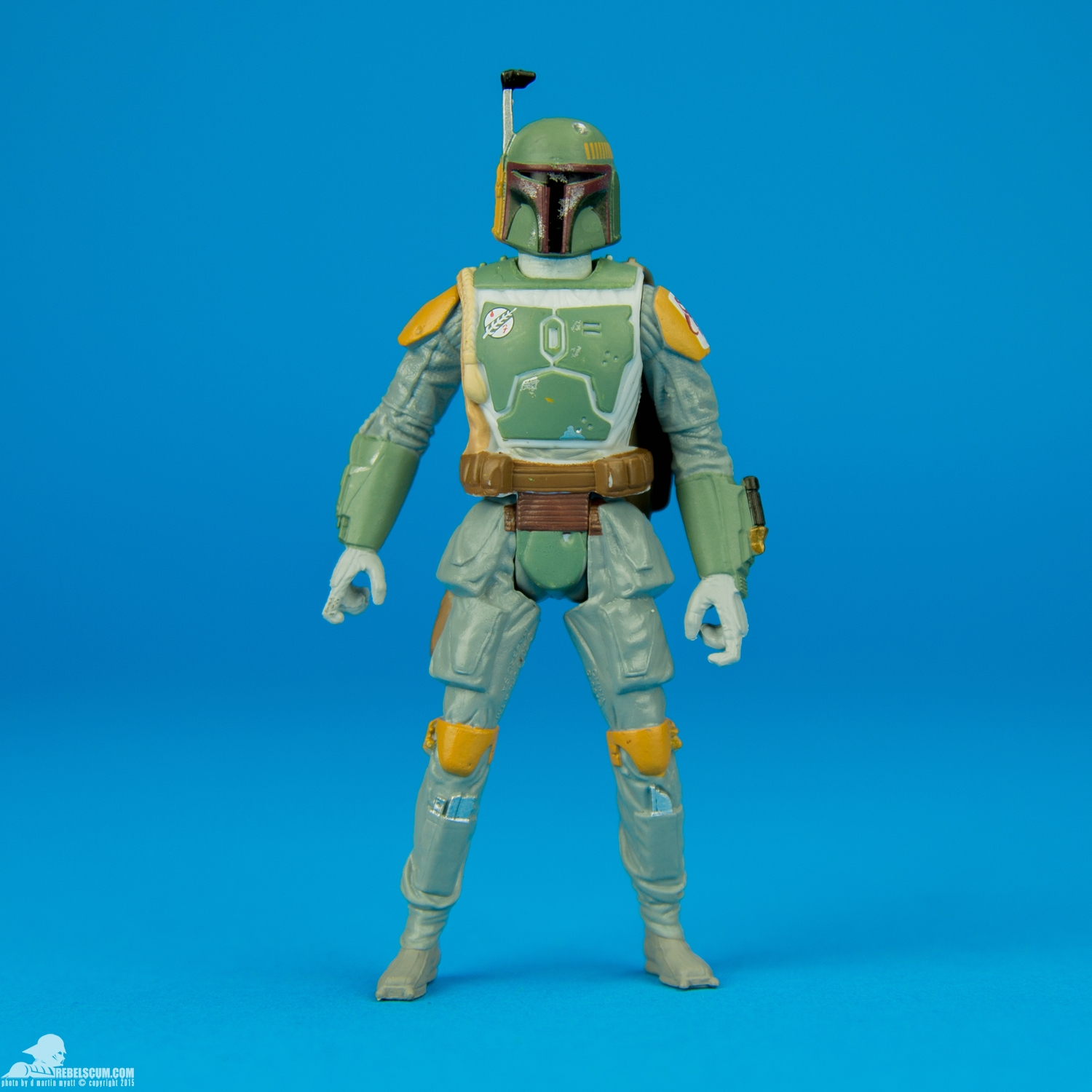 how to build boba fett in minecraft