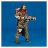37 Baze Malbus -The Black Series 6-inch action figure from Hasbro