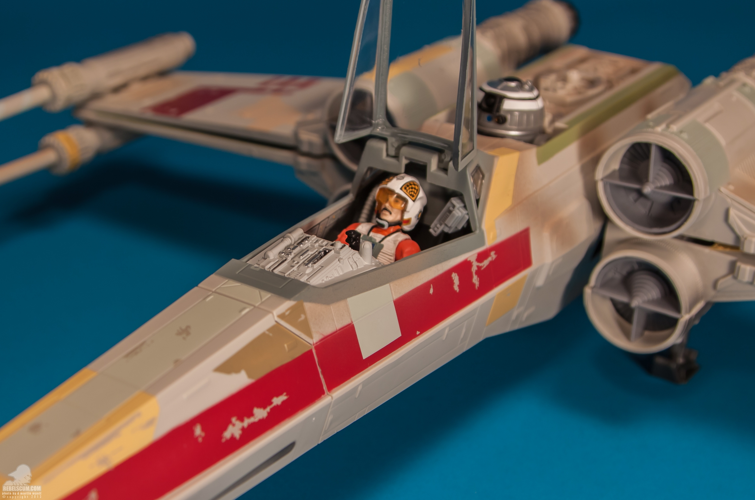 Vintage X Wing Fighter 38