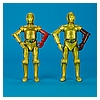 29 C-3PO (Resistance Base) - Dark Arm Variation - The Black Series 6-inch action figure collection from Hasbro