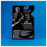 Darth Maul from The Black Series Archive 6-inch action figure collection by Hasbro