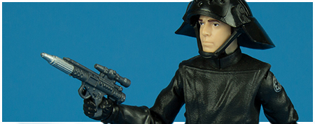 Death Squad Commander - 6-inch The Black Series 40th Anniversary collection action figure from Hasbro