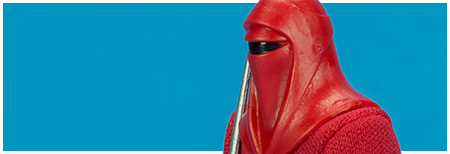 Emperor's Royal Guard - The Black Series Walmart exclusive 3 3/4-inch action figure from Hasbro