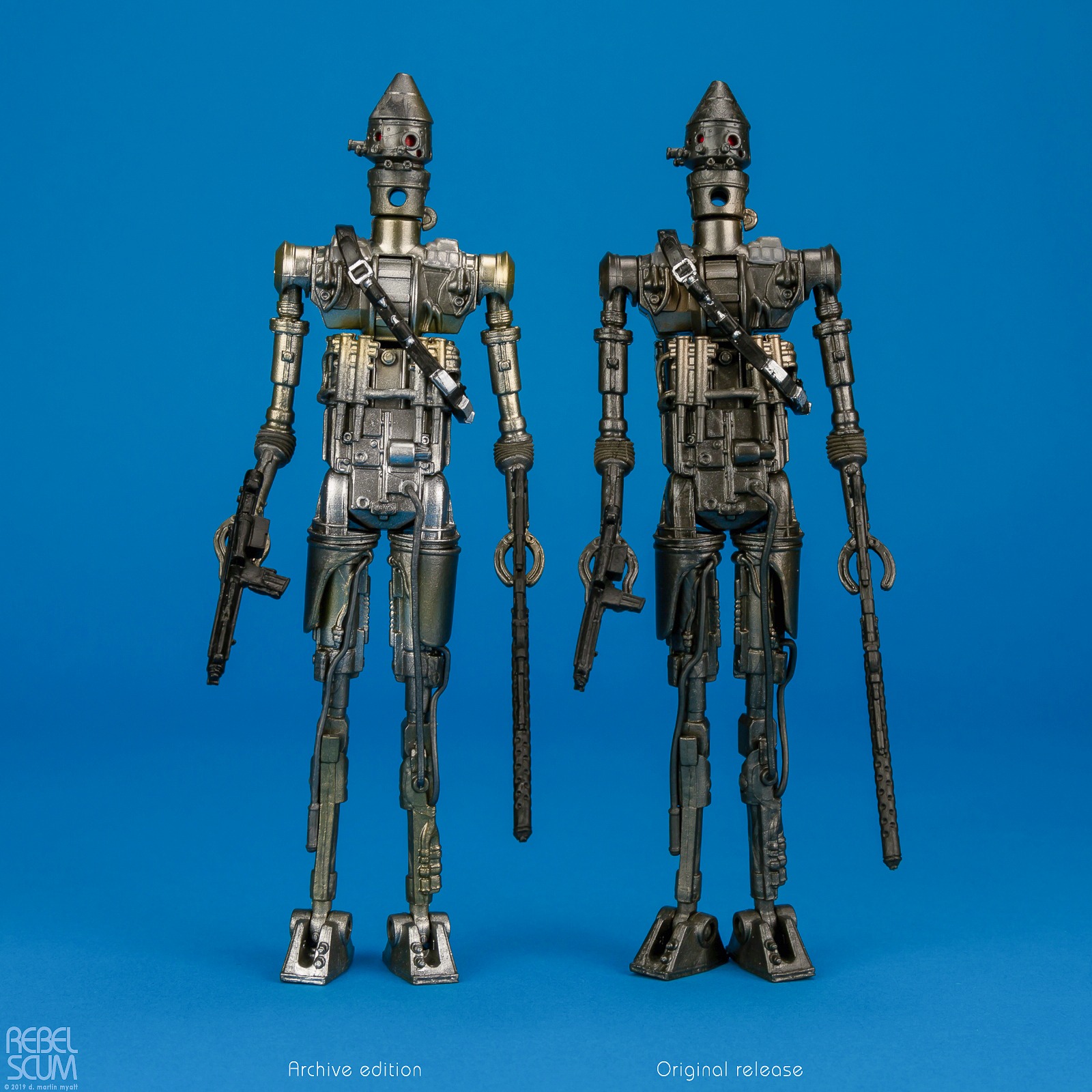 Star Wars The Black Series archive Figure figurine IG-88