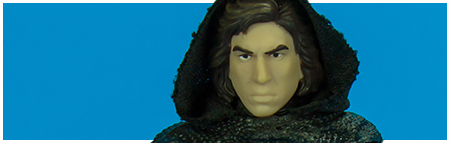 26 Kylo Ren (Unmasked) - The Black Series 6-inch action figure collection from Hasbro