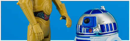 Rebels Mission Series MS02 C-3PO and R2-D2
