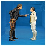 75 - Princess Leia (Hoth) The Black Series 6-inch action figure