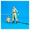 #02 Rey (Jakku) & BB-8 from Hasbro's The Black Series Collection