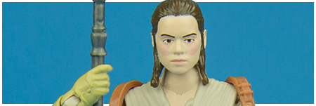 Rey (Jakku) - The Black Series
