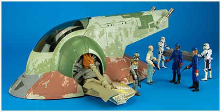The Vintage Collection Slave I - Boba Fett's Spaceship Amazon exclusive