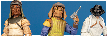 Star Wars Vintage Collection Special Pack 3 Skiff Guard VEDAIN Vizam