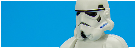 Stormtrooper 12-inch figure from Hasbro