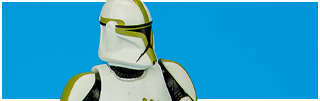 Clone Trooper Sergeant 6-inch figure - The Black Series from Hasbro