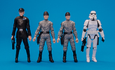 The Vintage Collection Imperial Scanning Crew