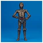 89 Triple-Zero (0-0-0) from The Black Series 6-inch action figure collection by Hasbro