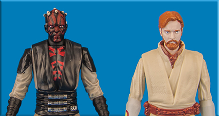 Obi-Wan Kenobi & Darth Maul - Mission Series: Mandalore
