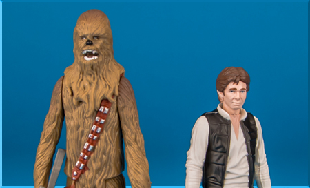 Han Solo & Chewbacca - Mission Series: Death Star