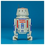 Arfive Defour (R5-D4) - 6-inch The Black Series 40th Anniversary collection action figure from Hasbro