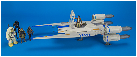 Rebel U-Wing Fighter - Rogue One from Hasbro